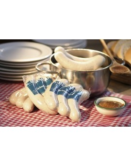 Veal Sausages (Weißwurst) 3...