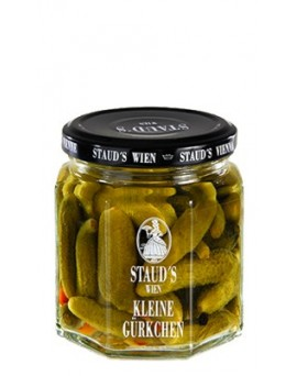 Small pickles 228ml - sweet...