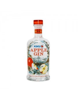 Apple Gin KIKU 50cl RONER