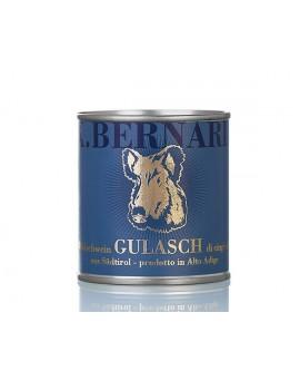 Wild Boar goulash Bernardi...