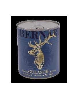Hirschgulasch Bernardi 830gr