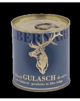 Hirschgulasch Bernardi 240gr