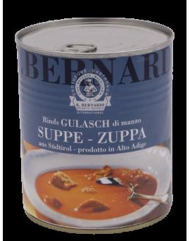 Zuppa di gulasch 830g