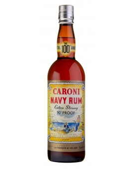 Caroni - Navy Rum 90° Proof...
