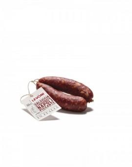spicy seasoned sausage...