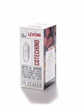 Cotechino steamed 500g LEVONI