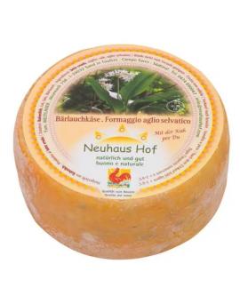 Neuhaus wild garlic cheese...