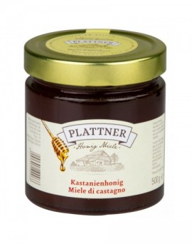 Kastanienhonig PLATTNER 500g