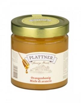 Orangenhonig PLATTNER 500g