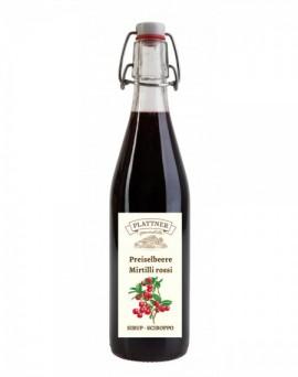 Cranberry Syrup 500ml PLATTNER