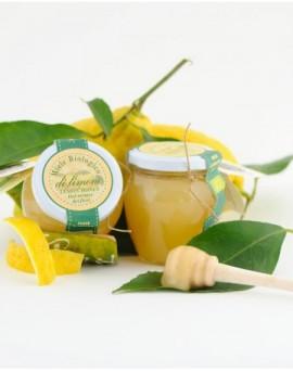 Lemon honey BIO 250 gr