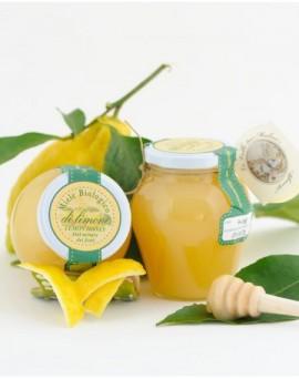 Lemon honey BIO 475 gr